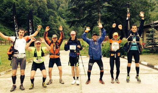 Voineasa Mountain Run